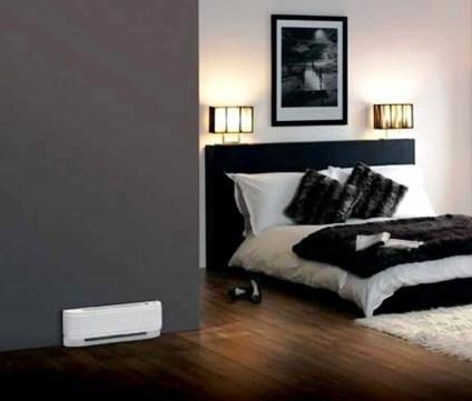 El sistema de calefacción apropiado proporciona un alto nivel de confort con bajo consumo energético sin ruidos desagradables y con un largo período de vida útil.