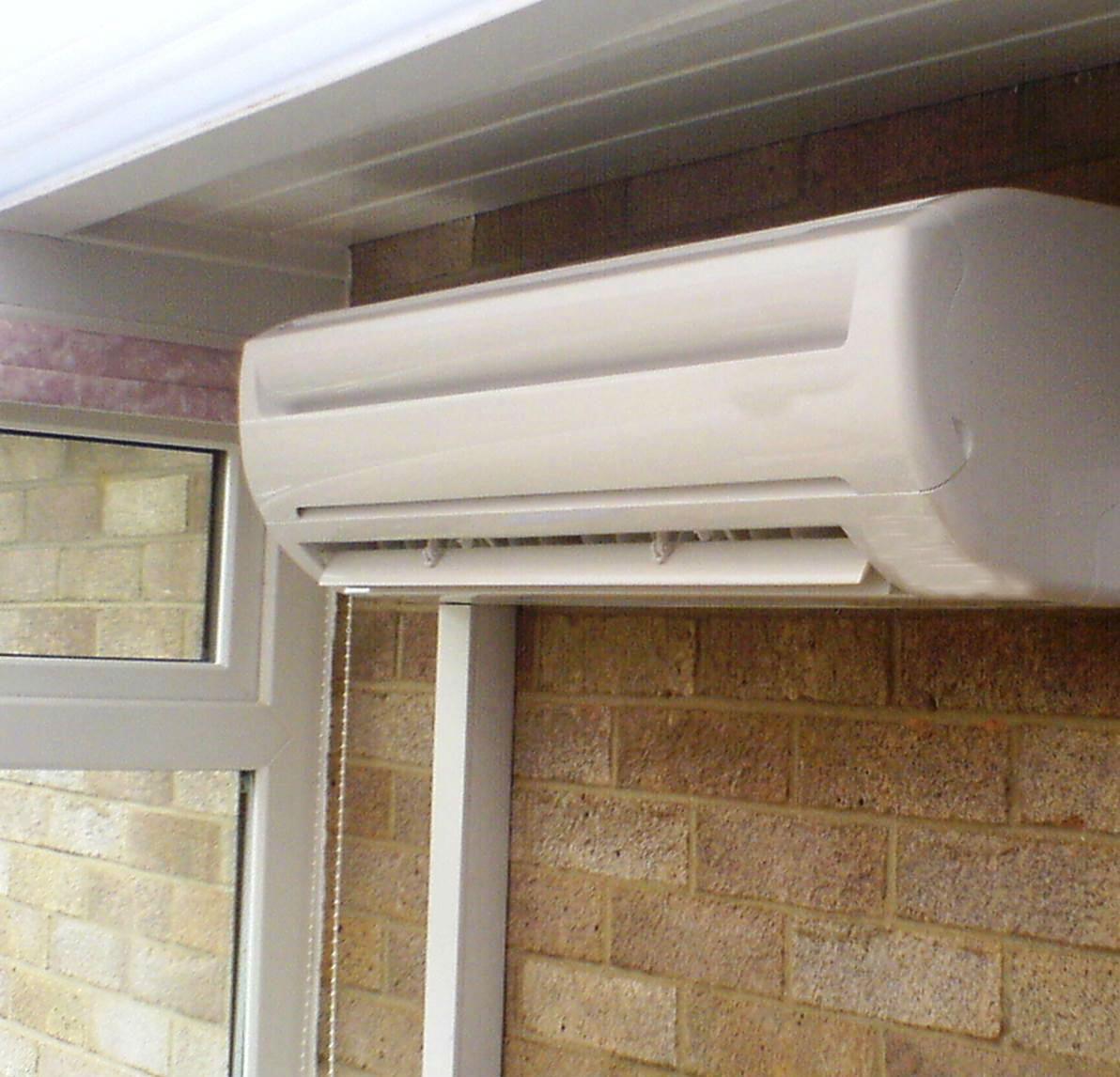 Algunas soluciones de aire acondicionado permite un filtro de aire para eliminar virus, bacterias, agentes alérgicos, olores y humos.