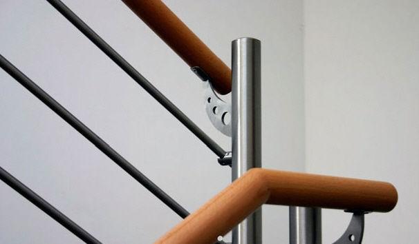 Rejillas, vallas, embellecedeores, y barandillas son algunos de los elementos que pueden ejecutarse en cerrajería.