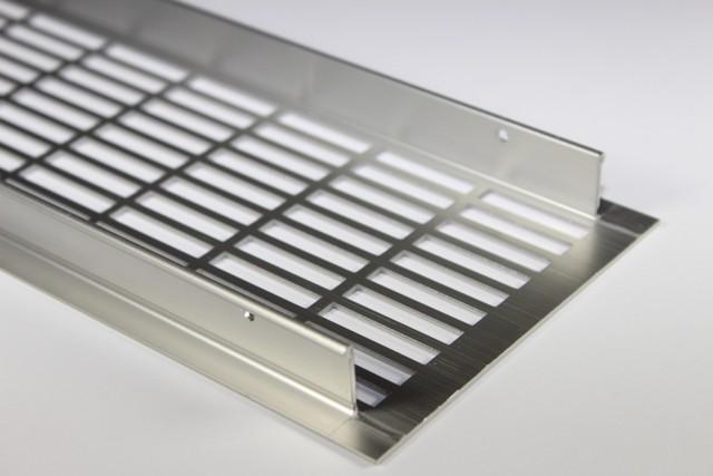 El aluminio o el acero pueden ser los materiales escogidos para la ejecución de estos elementos.