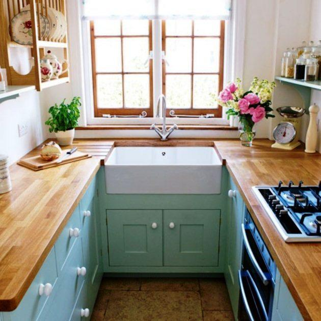 La tanta veces nombrada como corazón de la casa, la cocina, es el lugar dedicado a cocinar y preparar los alimentos.