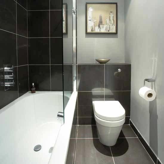 Para el suso de agua en el cuarto de baño pueden utilizadores Griferías mezcladoras, ducha fija o ducha de teléfono.
