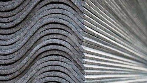 El amianto se utilizó en más de 3.000 productos, con aplicaciones específicas para los diferentes usos.