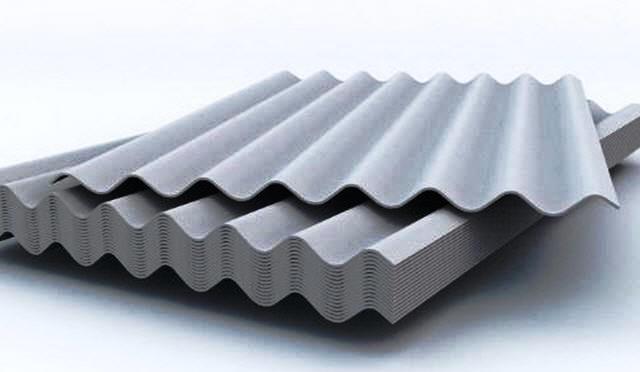 Las placas de amianto pueden utilizarse para aislamiento térmico de hornos, paneles corta-fuegos, etc.