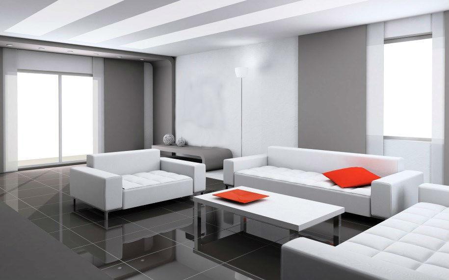 En la decoración de interiores y en el paisajismo la combinación correcta de formas, texturas y colores pueden ayudar en el aprovechamiento del espacio, provocar amplitud y producir sensación de confort y bienestar.