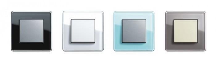 Hay muchos tipos de interruptores disponibles en el mercado. Elija el estilo que mejor se adapte a los espacios de su casa.