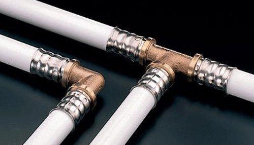 Los materiales usados en fontanería son, hoy en día, más seguros, eficaces y duraderos.