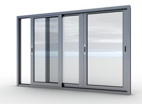 Es posible combinar carpintería de madera con aluminio o PVC obteniendo, de esta forma, ventanas y puertas bien aisladas. más resistentes y duraderas y con una acabado tradicional que sugiere más confort.