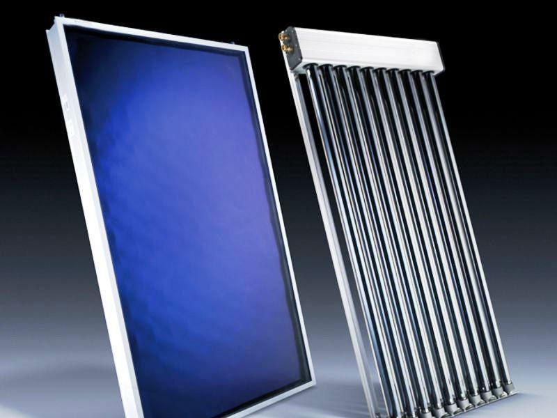 Existen dos tipos de paneles solares: los paneles solares Térmicos y los Paneles Solares Fotovoltaicos.