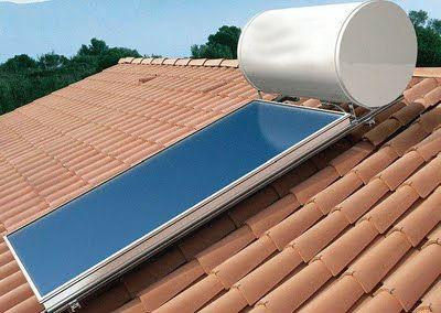 Los Paneles Solares Térmicos son los más comunes y se utilizan principalmente para el calentamiento de Aguas Calientes Sanitarias (cuartos de baño y cocinas)