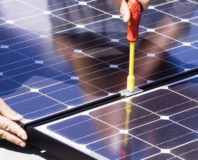 El recurso solar es una fuente de energía inagotable y abundante en todo el planeta.