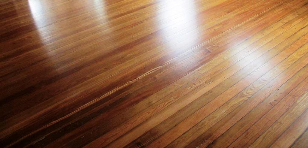 Los suelos de madera poseen una gran adaptabilidad arquitectónica.