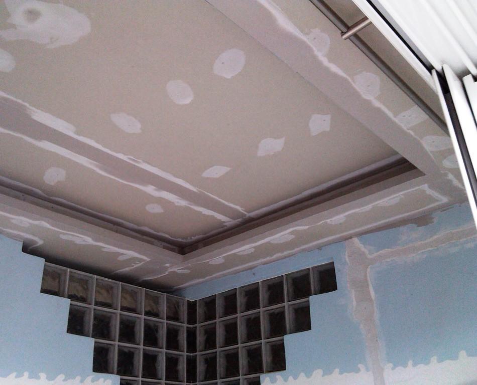 Reformas integrales pladur madrid casa viva obras - Falsos techos de pladur ...