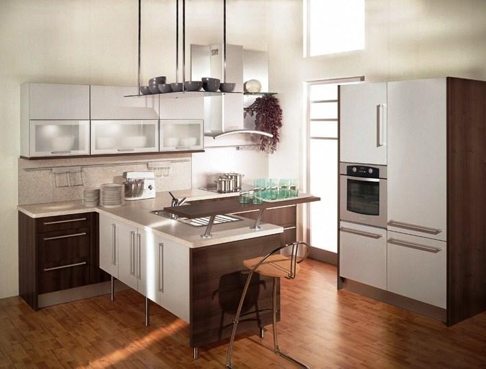 Cada cocina puede tener un diseño único.