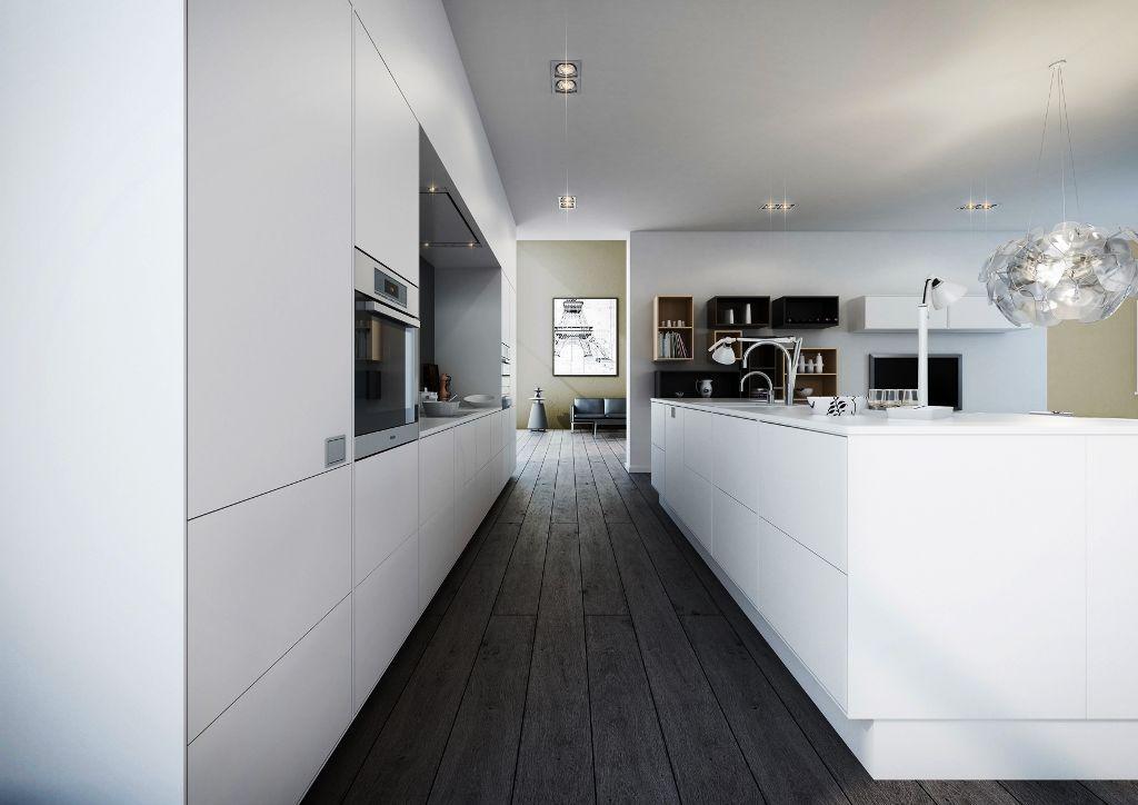 mobiliario para cocinas with muebles de cocina en forma de l