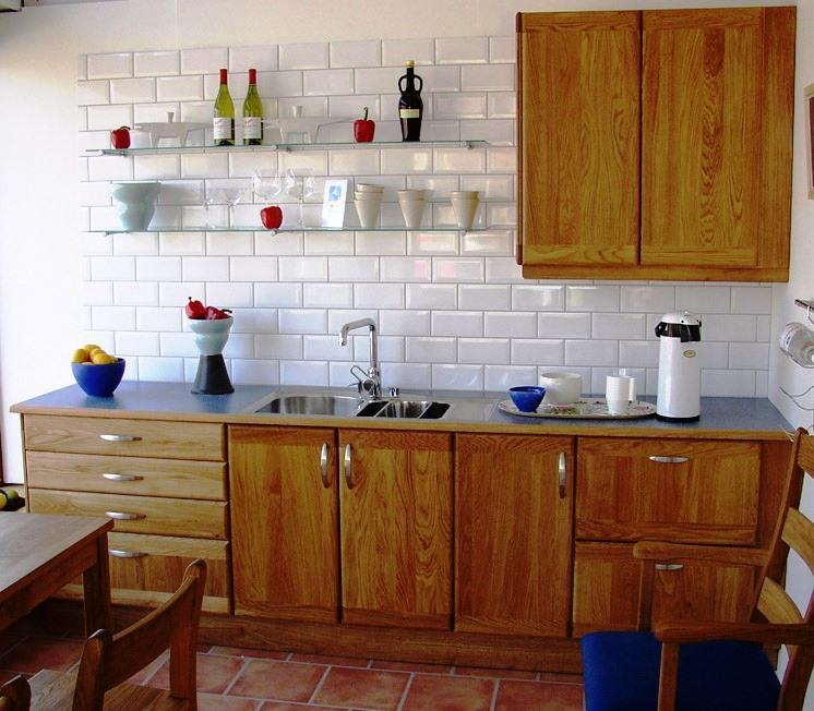 Reformas reforma de la cocina casa viva obras for Mobiliario para cocina