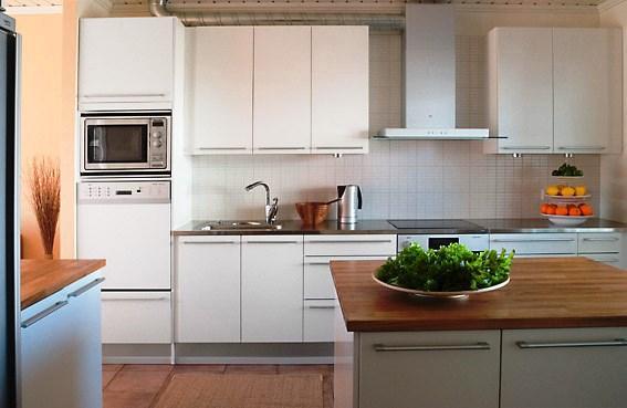 Reformas reforma de la cocina casa viva obras for Cocinas de obra