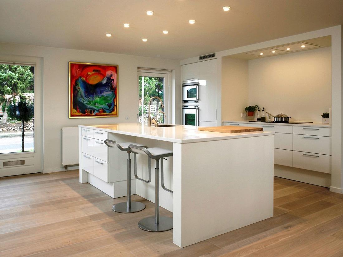 El mobiliario de su cocina define totalmente la organización de su cocina y los materiales y espacios que se encuentran en ella.