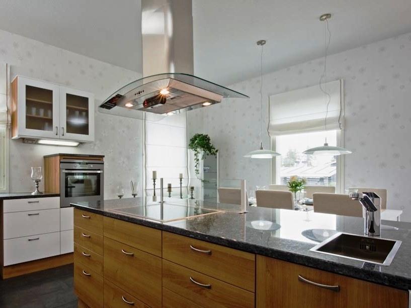 La organización del espacio de la cocina es algo complejo dada la variedad de soluciones.