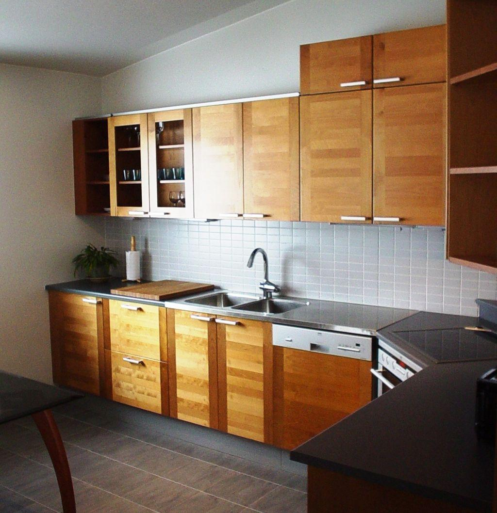 Reformas reforma de la cocina casa viva obras for Pavimentos para cocinas