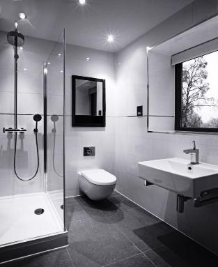 Un cuarto de baño funcional, práctico, innovador, elegante y refinado puede cambiar por completo el aspecto general de su casa.