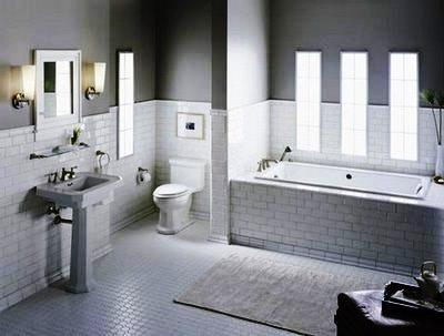 La estética y funcionalidad de las instalaciones sanitarias están pensadas para proporcionarle el máximo confort.