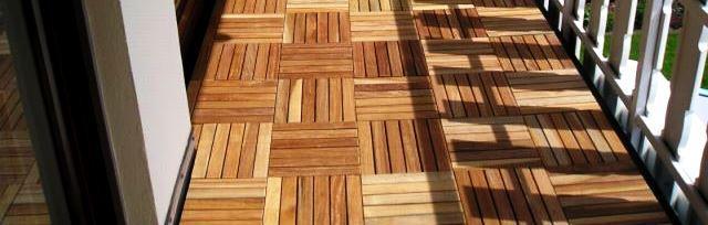 La materia prima utilizada en la fabricación de tipo de piso deck es de madera noble y polipropileno reciclado. Tales suelos se caracterizan por una constitución especial que permite ser expuesto a los agentes externos.