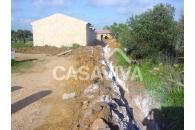 Construcción de nueva red de sistema de aguas
