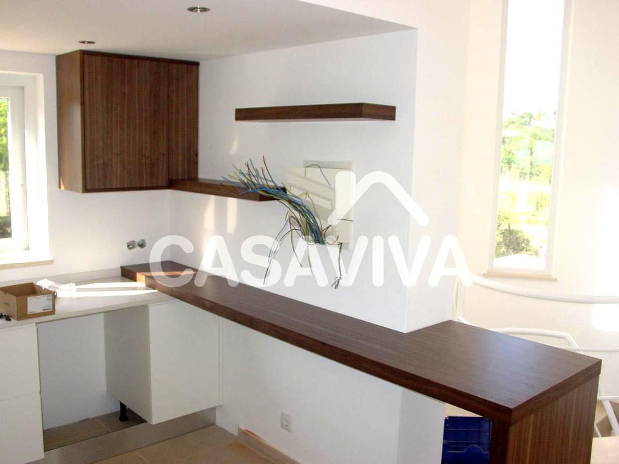 Portfolio cocinas casa viva obras - Barra americana para cocina ...