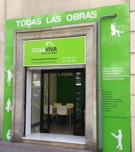 Nueva tienda CASA VIVA OBRAS en Madrid