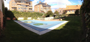 Reforma de pavimento de piscina